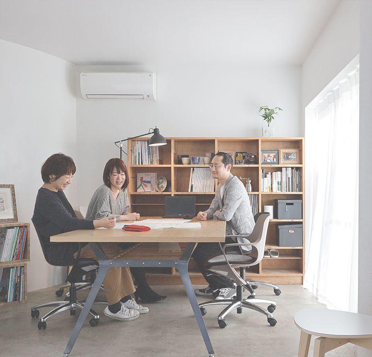 横浜の設計事務所ヒトマデザインオフィス