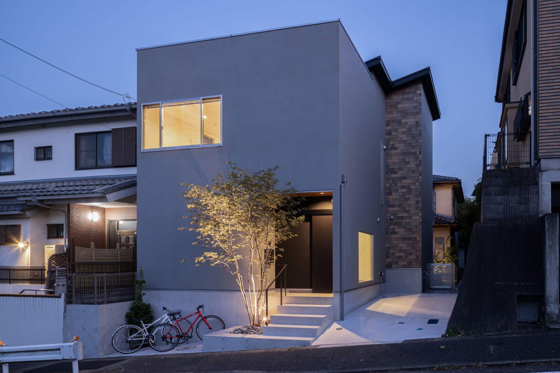 HITOMA design worksの施工事例港北の家